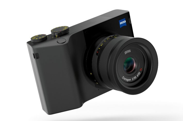 ZEISS ZX1: the world's first full frame camera with Adobe Lightroom CC inside
