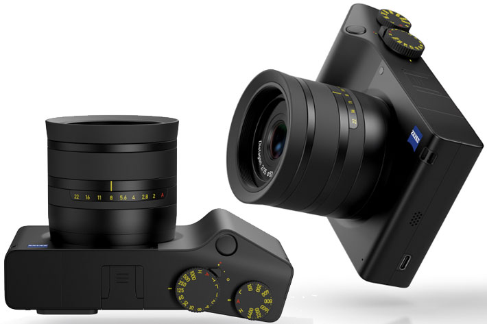 ZEISS ZX1: the world's first camera with an Adobe subscription