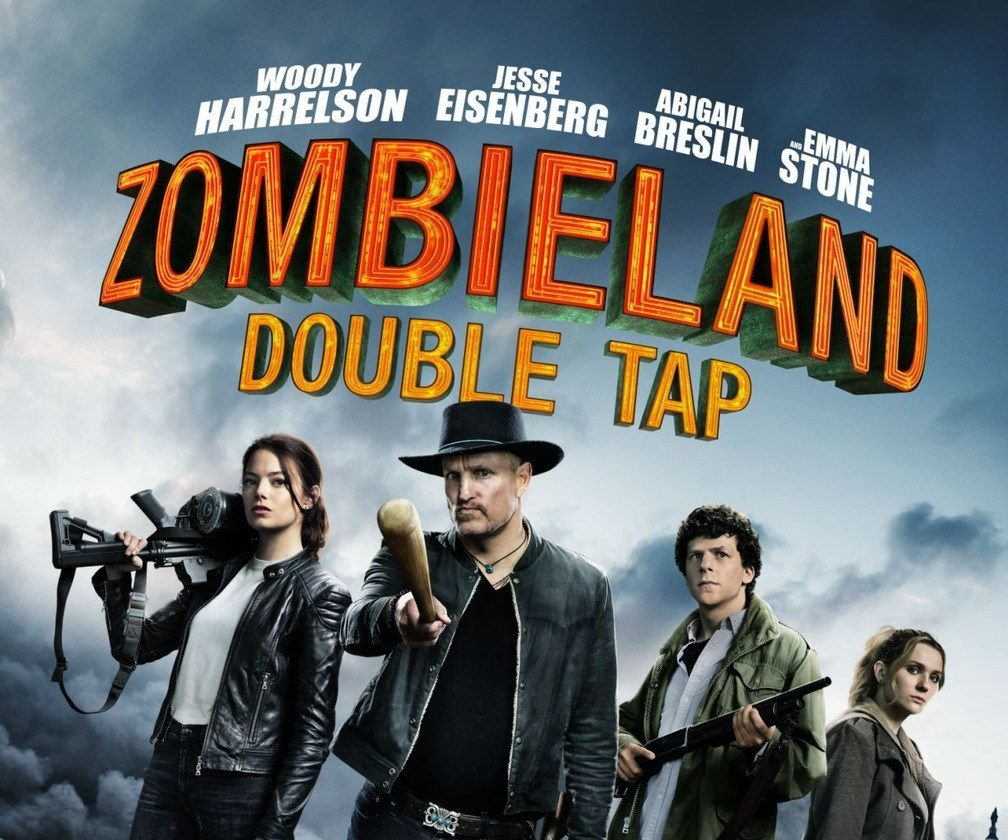 Zombieland Double Tap edited by Chris Patterson & Dirk Westervelt art of the cut podcast