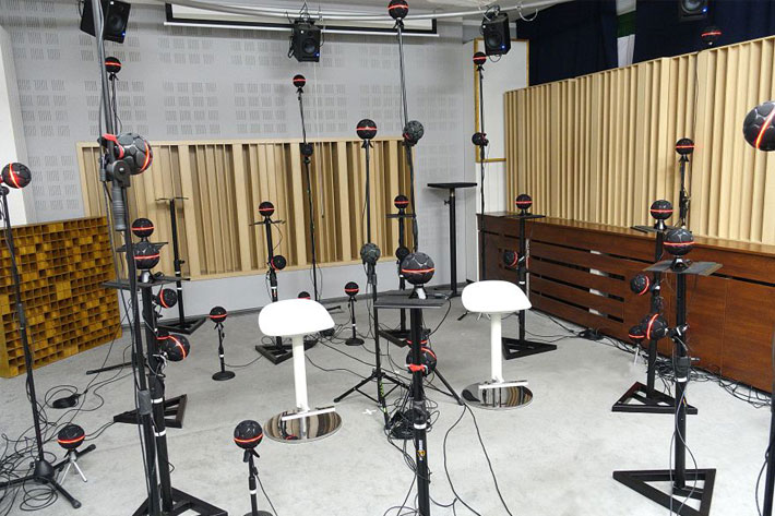 Zylia introduces 53 microphones installation for Virtual Reality projects