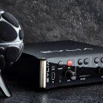 ZYLIA ZR-1: a new portable recorder for 360-degree sound recording