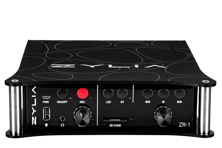 ZYLIA ZR-1: a new portable recorder for 360-degree sound recording 8