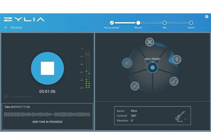 ZYLIA Studio v 2.0 released with more features
