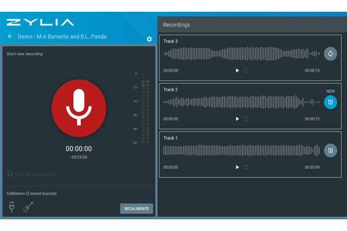 Zylia ZM-1 microphone now works with a Windows tablet for easier 360-degree recording