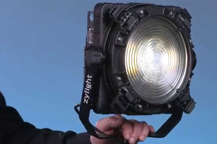 Zylight takes LED lighting to PhotoPlus